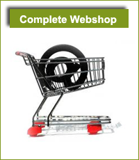 Complete Webshop