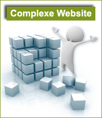 Complexe Website