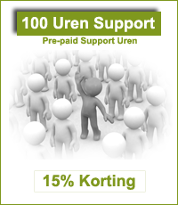 100 Hours Pre-Paid Support