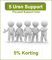 5 hours Prepaid Support